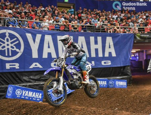 YAMAHA announces TWO winners at the Monster Energy AUS-X Open Sydney