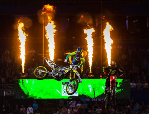 Two-time World Supercross Champion Chad Reed returns for redemption at this year's AUS-X Open Melbourne