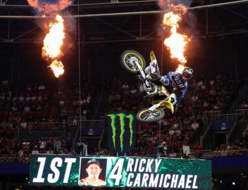 THE GREATEST OF ALL TIME – RICKY CARMICHAEL CONFIRMED FOR AUS-X OPEN