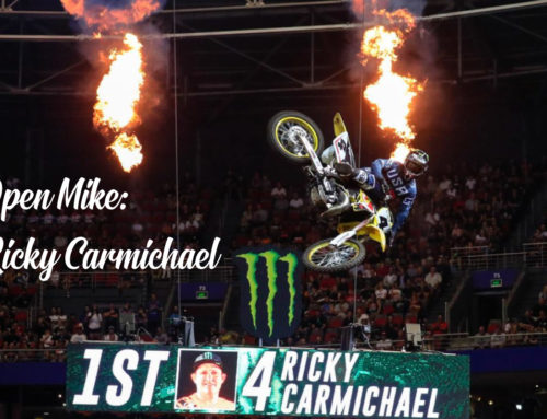 Open Mike: Ricky Carmichael
