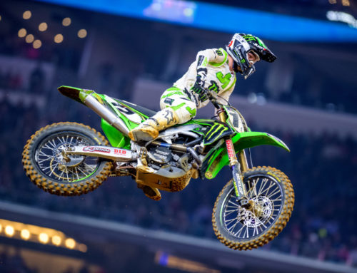 2019 World Supercross Championship Rookie of the Year Joey Savatgy locked in for AUS-X Open Melbourne