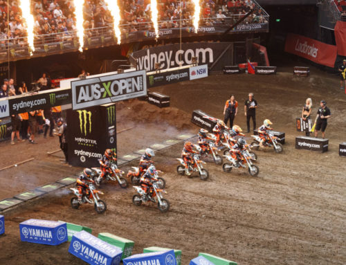 KTM Junior Supercross set for return to AUS-X Open Melbourne