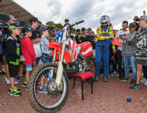 Win Ronnie Mac's 1998 Honda CR250 for as little as $10
