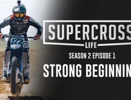 Supercross Life Returns for Season 2