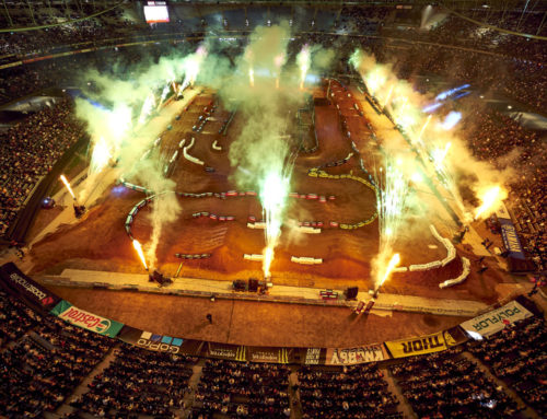 Australian Supercross Moves From Strength To Strength In 2019 with more to come