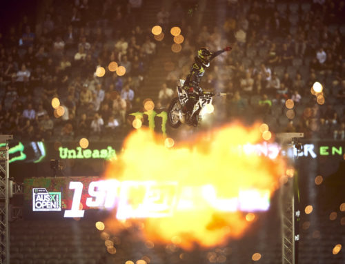 35,000 pack Marvel Stadium as Justin Brayton wins Monster Energy AUS-X Open Melbourne