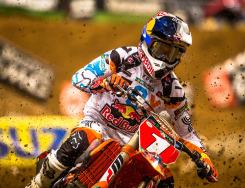 Ryan Dungey to return to professional racing?